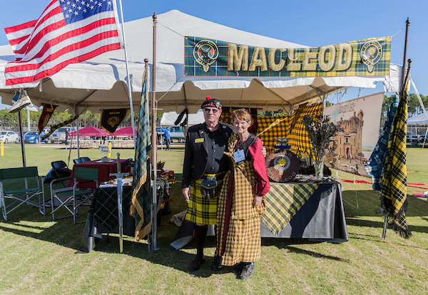 2018 PANAMA CITY SCOTTISH FESTIVAL & HIGHLAND GAMES