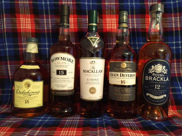 May Whiskies