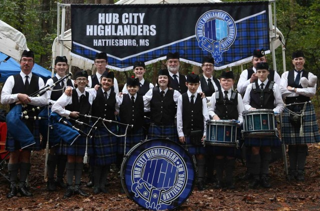Hub City Highlanders